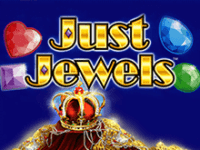 Автомат Just Jewels с бонусом